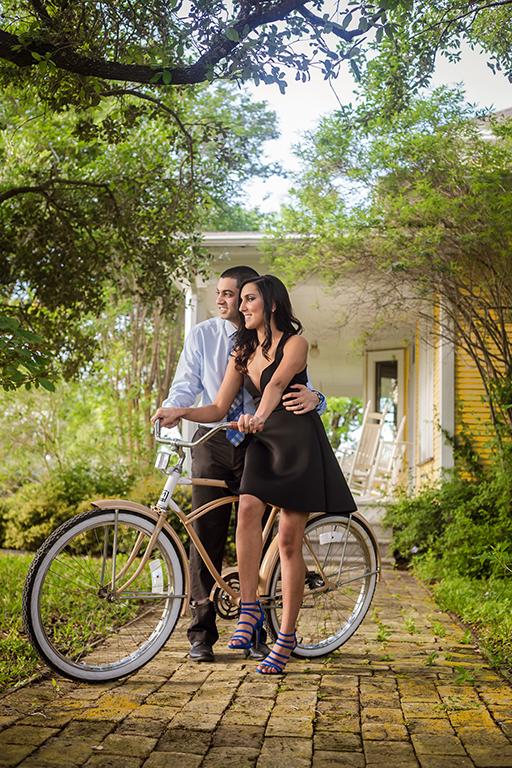 engagement photo shoot indian couple