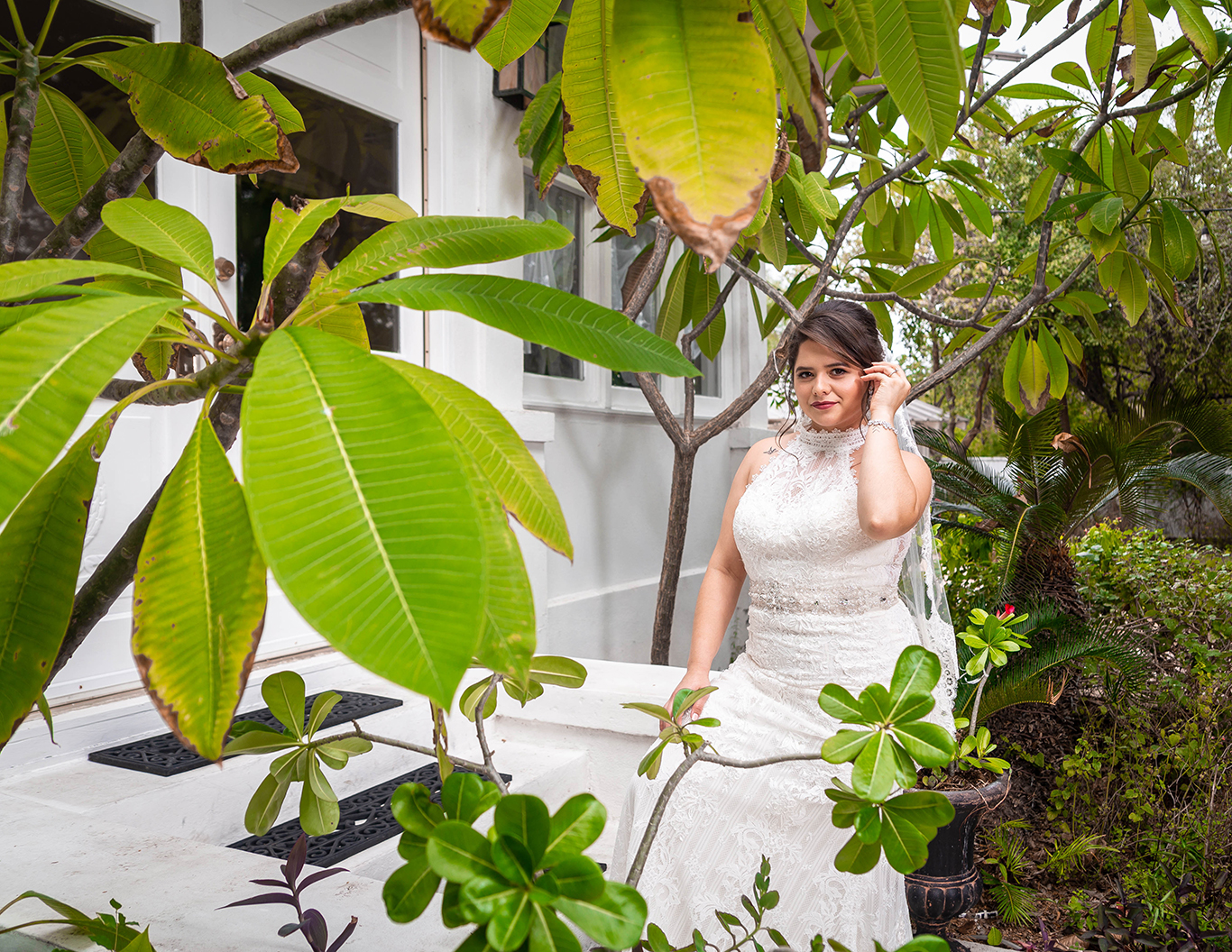 the bryan house mission texas bridal