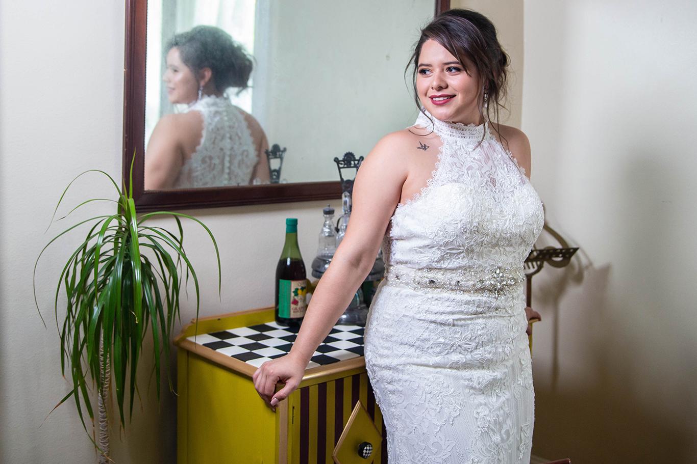 vintage bride the bryan house mission texas