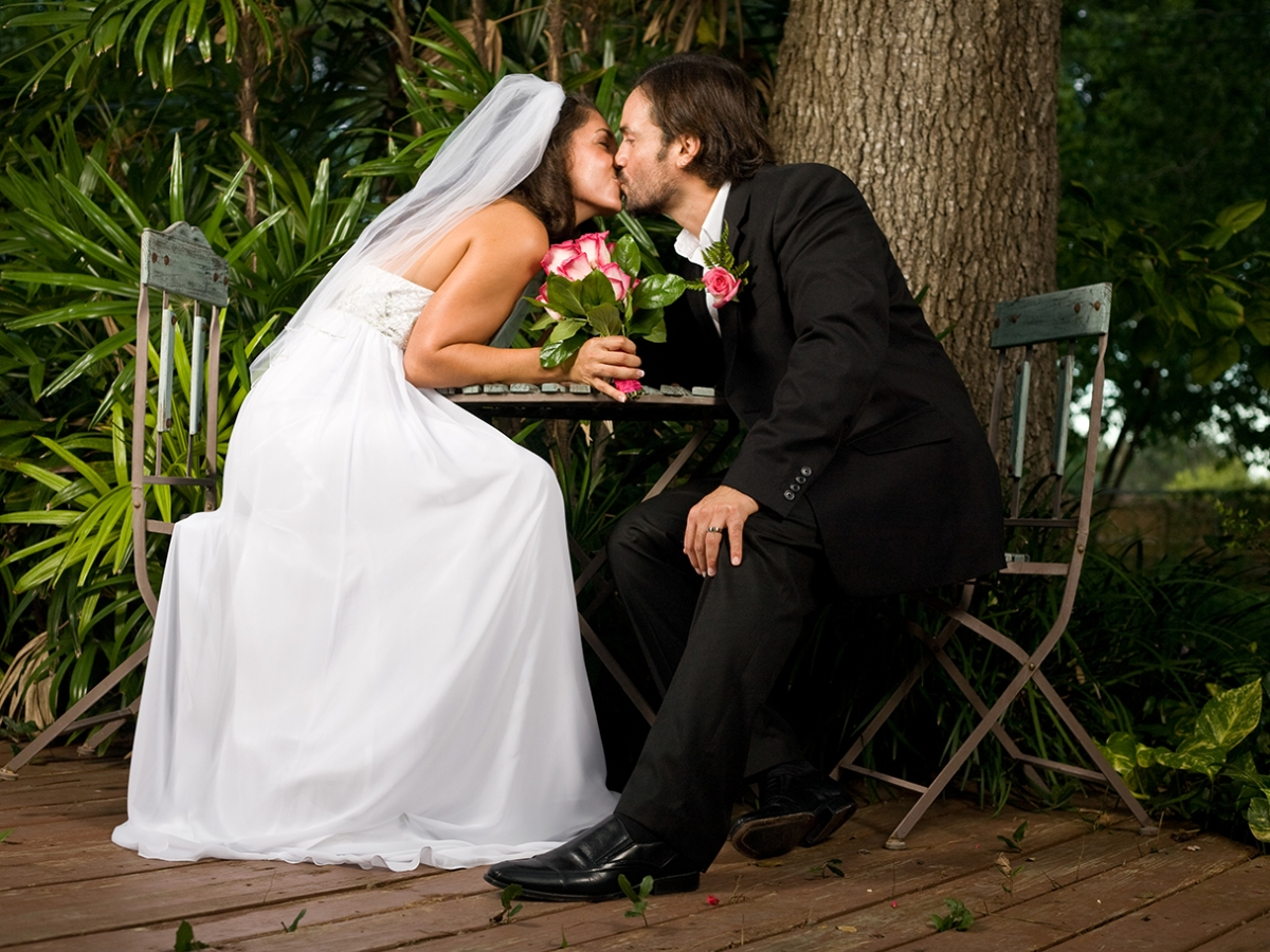backyard at home wedding photos rgv