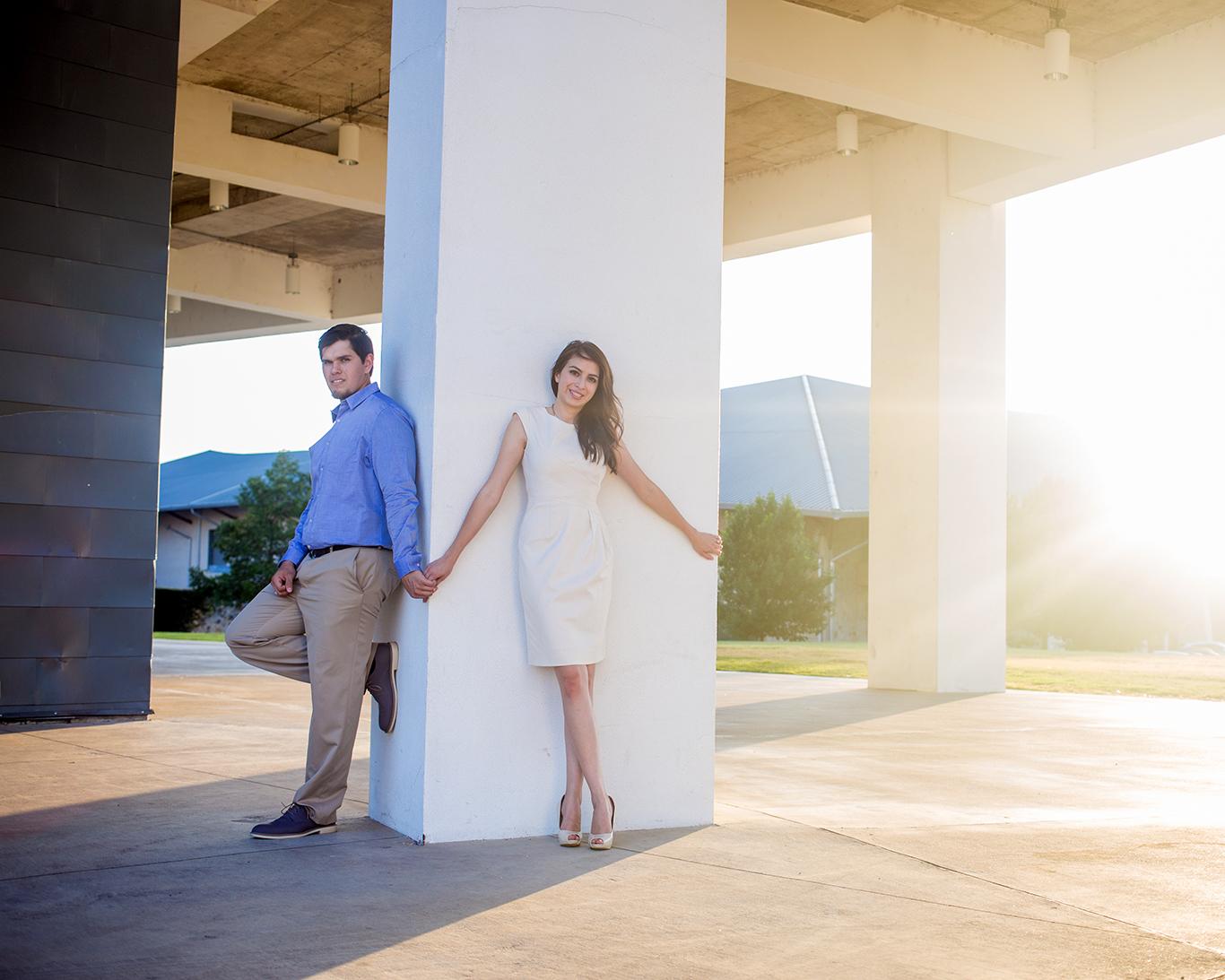 austin engagement photo shoot